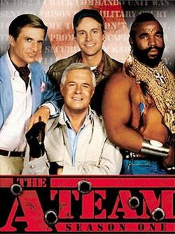 The original A Team: Season One.