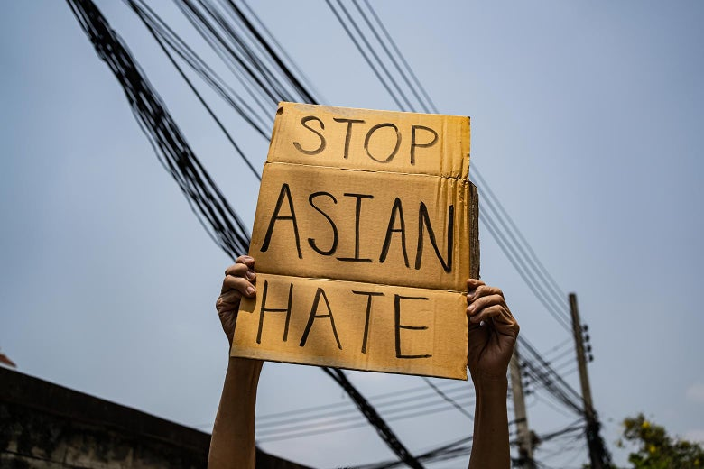 slate.com: Asian Americans reflect on the model minority myth, the Atlanta shootings, and their experiences with racism in America.