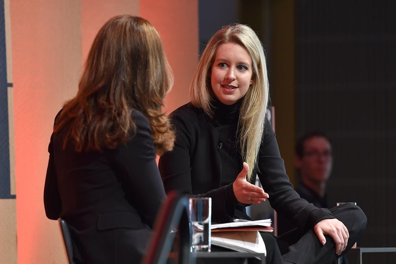 Theranos founder and C.E.O. Elizabeth Holmes agreed to give up majority voting control over the company.