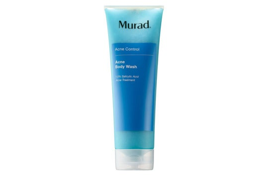Murad Acne Control Body Wash.