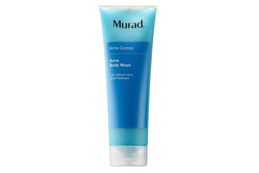 Murad Acne Control Body Wash.