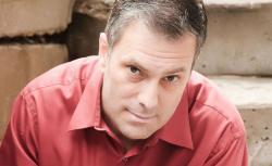 Author of Fobbit, David Abrams.
