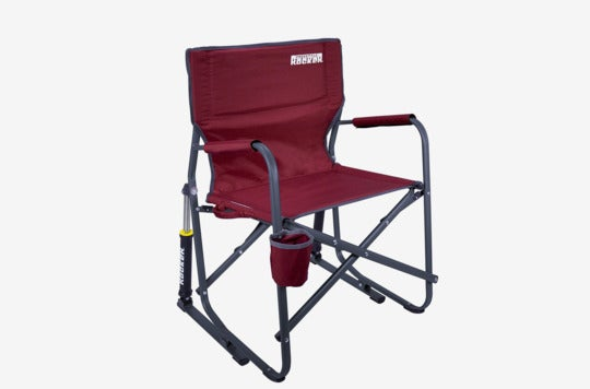GCI Outdoor Freestyle Rocker Portable Folding Rocking Chair.