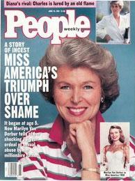 Marilyn Van Derbur's incest memories.