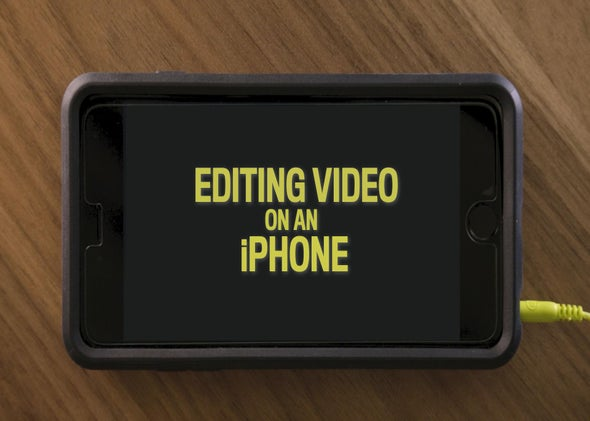 iPhone iMovie app: How to edit video on your phone (VIDEO)