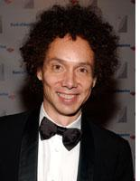 Malcolm Gladwell. Click image to expand.
