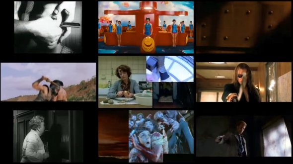 1001 movies you must see before you die, the super cut (VIDEO).