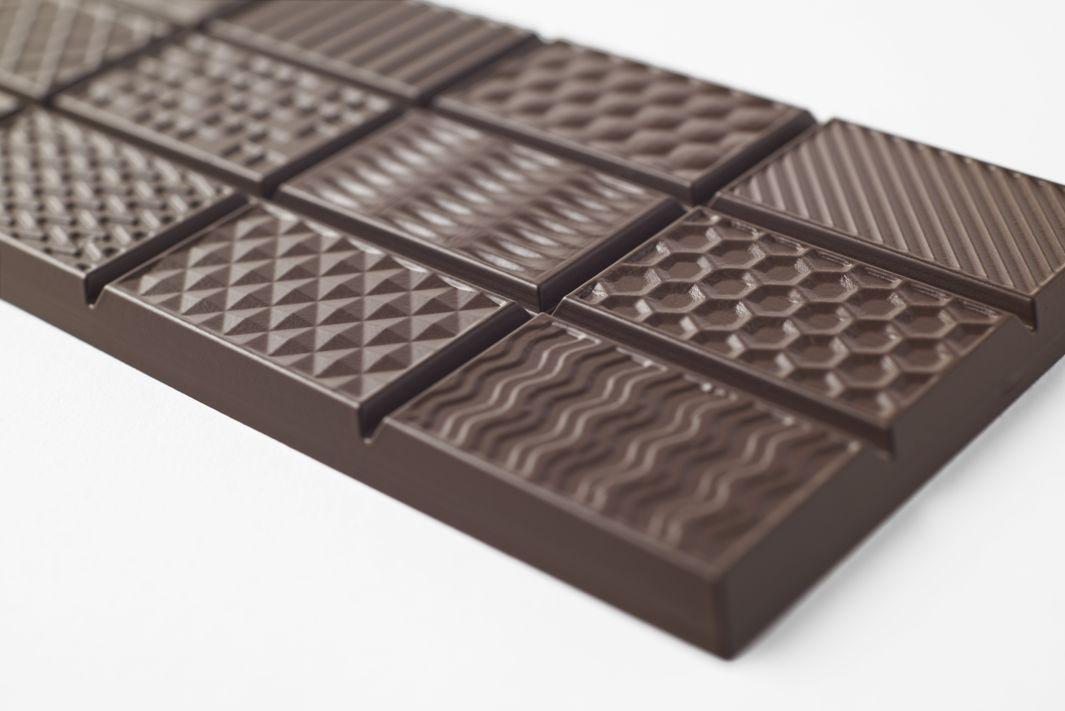 Nendo S Inventive Take On The Boring Chocolate Bar