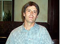 Independent pollster Tim Hibbits