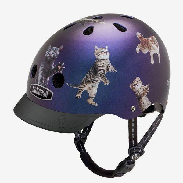 Nutcase Street Space Cats Helmet