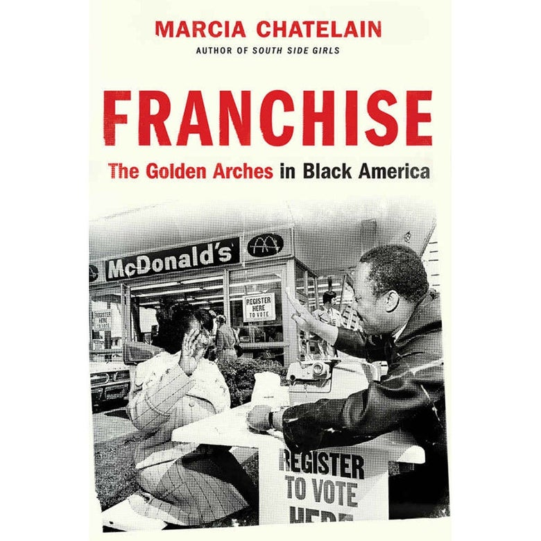 Franchise book cover.