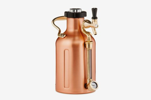 GrowlerWerks uKeg64sst Ukeg 64 Craft Beer Growler