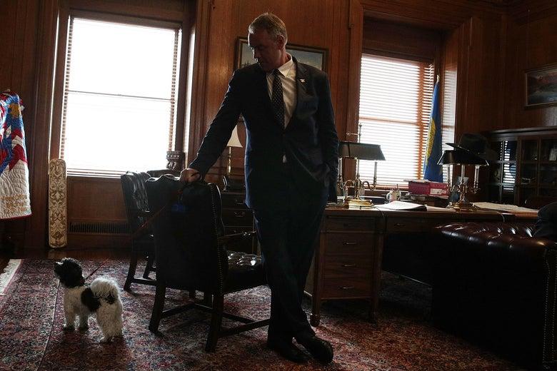 Interior Department Is Spending 139k On New Doors For Secretary