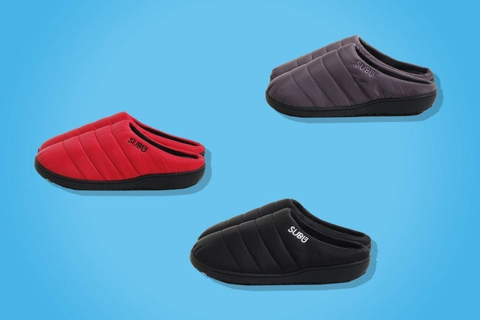 SUBU sandals in different colors