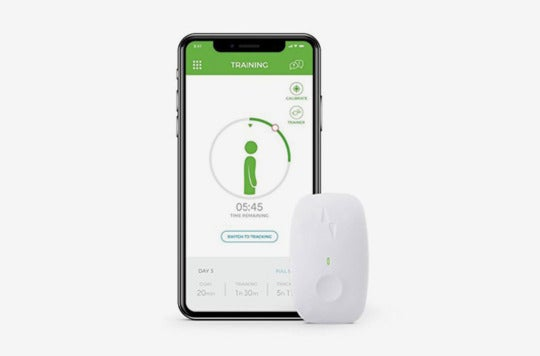 Upright Go Posture Trainer and Corrector.