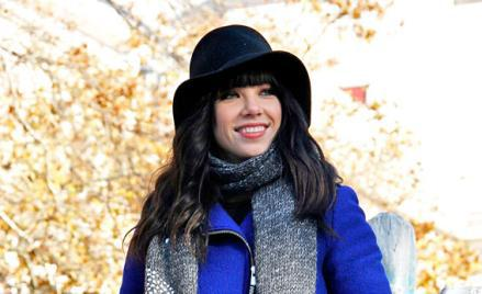 Carly Rae Jepsen attends the 86th Annual Macy's Thanksgiving Day Parade in November in New York City.