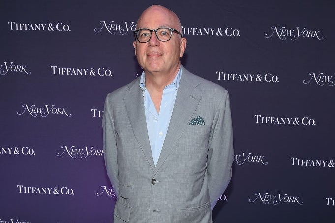 Michael Wolff in New York City on Oct. 24.