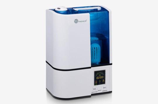 TaoTronics Cool Mist Humidifier.