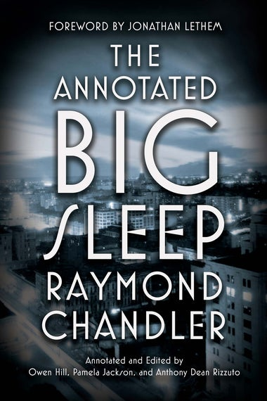 The Annotated Big Sleep