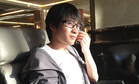 Han Han, world's biggest blogger.