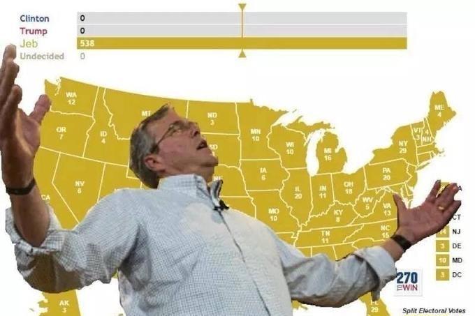 Jeb wins