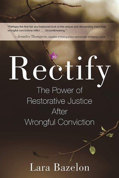 The cover of Rectify.
