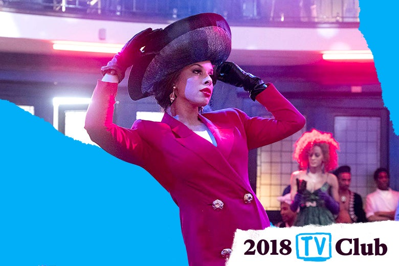 TV Club 2018: Pose was one of the most beautiful stories on TV