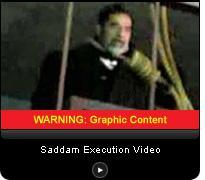 Saddam Execution Video