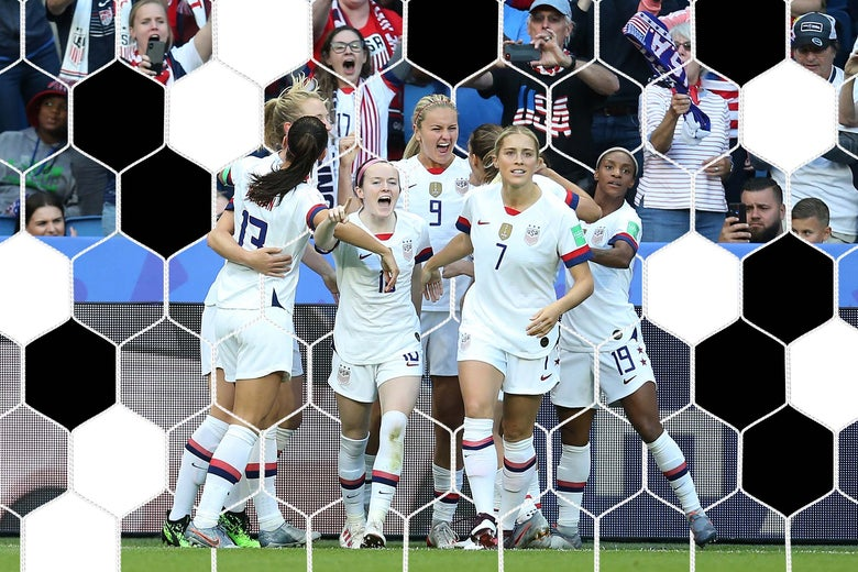 U S  women's national team: This year's USWNT is the best ever