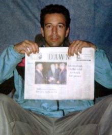 Daniel Pearl. Click image to expand.