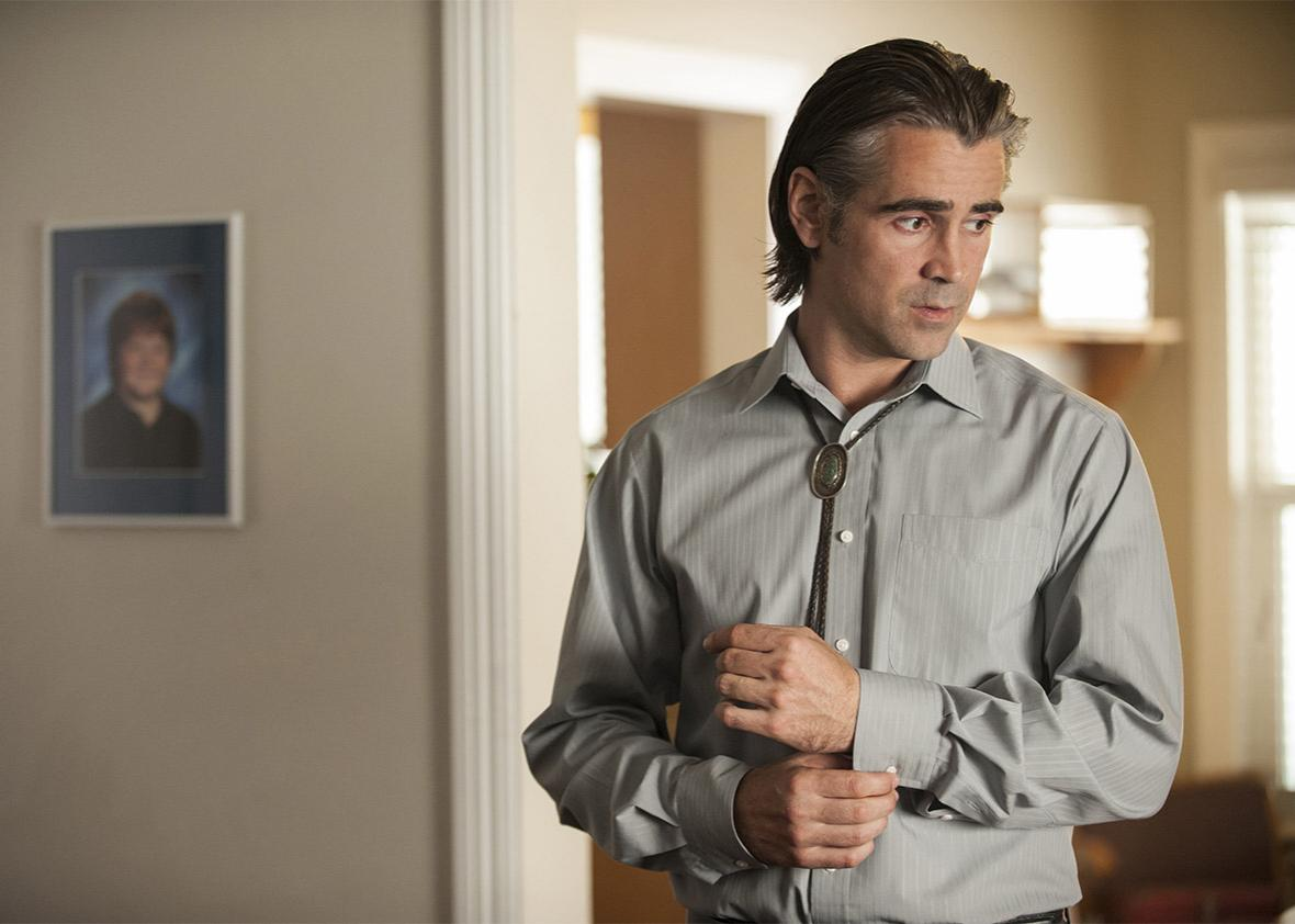 Episode 13 (season 2, episode 5) True Detective, Colin Farrell.