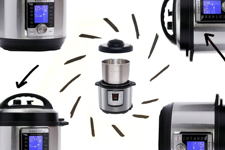 The Instant Pot Craze Isn't Going Anywhere. Join In With this Ultra Model, Now Half Price.