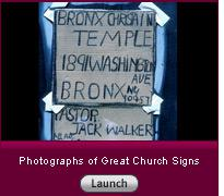 Click here for a slide show on great church signs.
