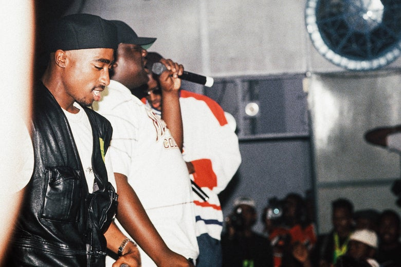 The B-Side That Deepened Biggie and Tupac's Rift