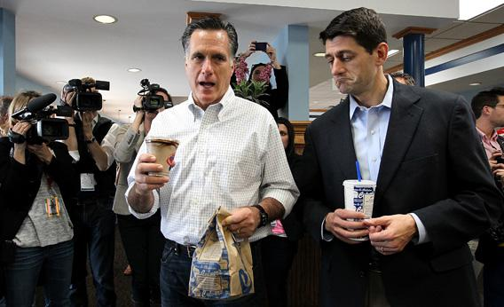 Mitt Romney Paul Ryan Republican Vicepresidential nominee.