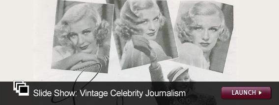 Click here to read a slide-show essay on the history of celebrity magazines.