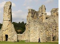 Ruins of an abbey