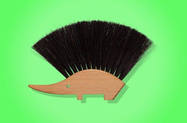 Bürstenhaus Redecker Hedgehog Table Brush.