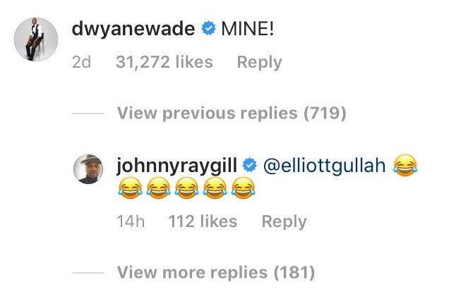 """Dwyane Wade: """"MINE!"""""""