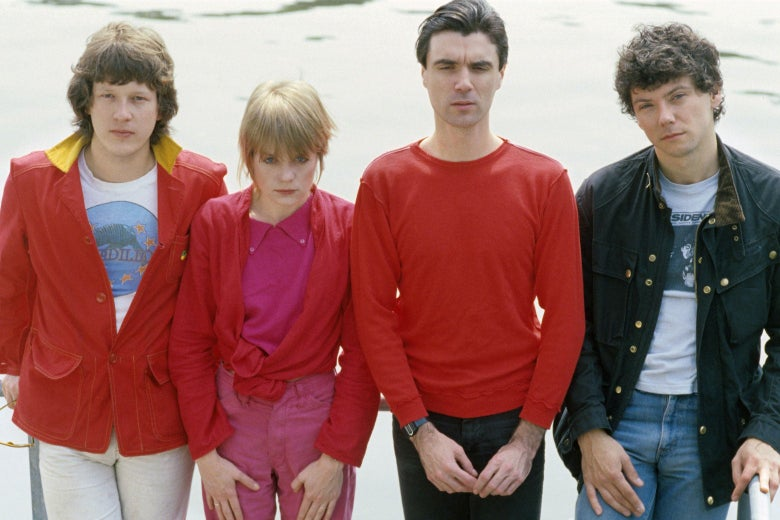 David Byrne and the birth of Talking Heads.