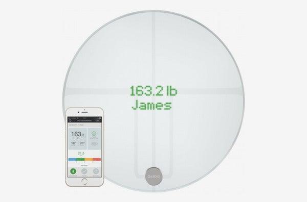 QardioBase2 WiFi Smart Scale and Body Analyzer.