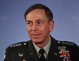 General David Petraeus. Click image to expand.