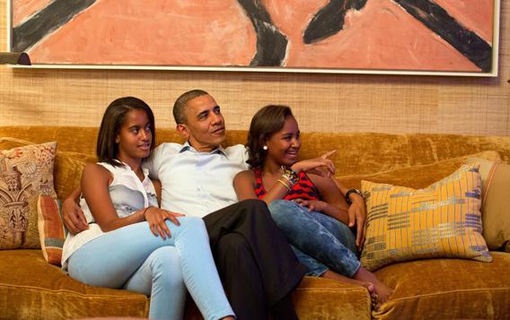 Obama Listen Michelle
