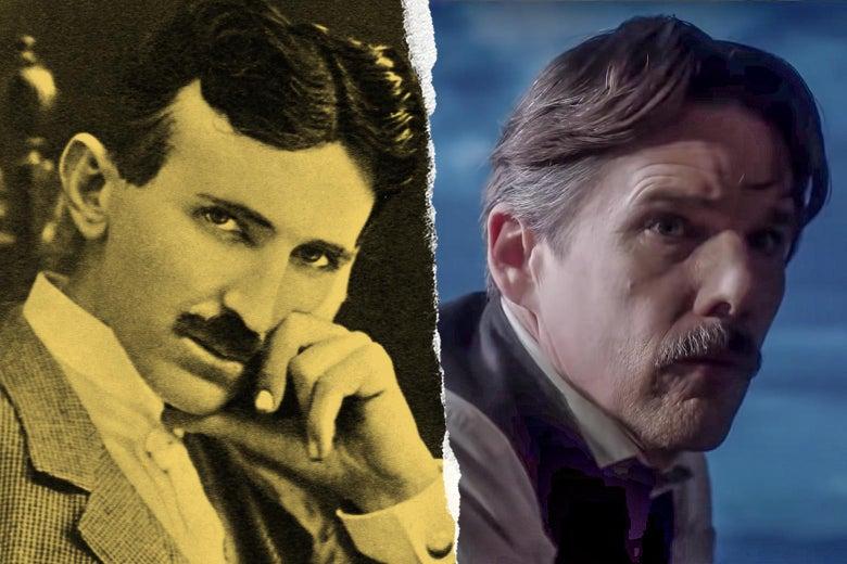 Tesla movie accuracy: Fact vs. fiction in Ethan Hawke's Nikola Tesla biopic. thumbnail