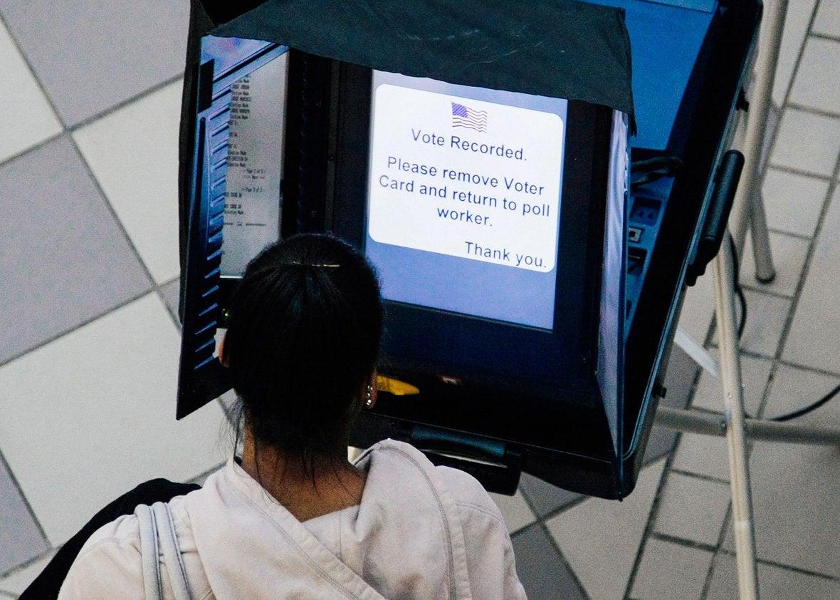 Electronic Voting, Colorado