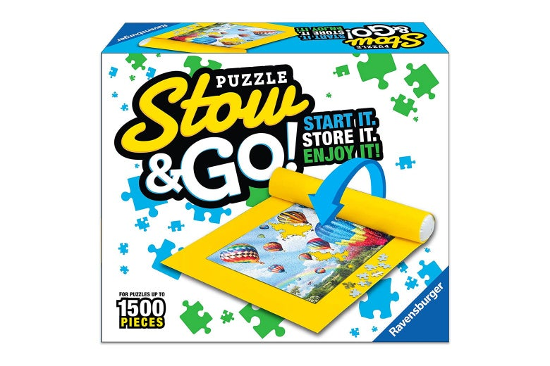 Ravensburger Puzzle Stow and Go