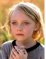 Allie Keys (Dakota Fanning): a girl with an uncommon heritage