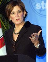 Matalin: A sign the end is nigh