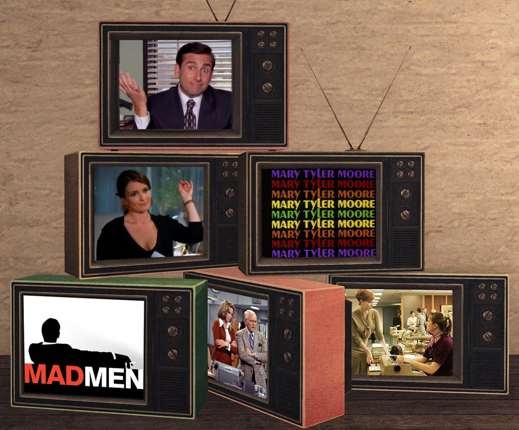Sexual harassment in the workplace mad tv