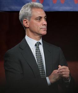 Rahm Emanuel. Click image to expand.
